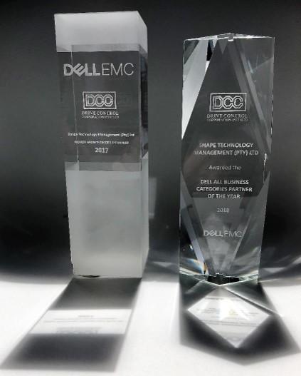 Dell EMC Award